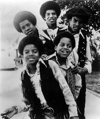 The stars: The Jackson Five – Jackie, Tito, Jermaine, Marlon and Michael – were one of Motown's biggest successes. Dancing in the Street, sung by Martha Reeves and the Vandellas, top, became the record label's unofficial anthem