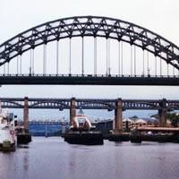 Anderton spent two days on the Tyne Bridge.