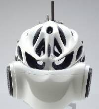The Breathe Air helmet is expected to sell for around £100