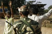 Indian Police against Tribals in Chatisgarh