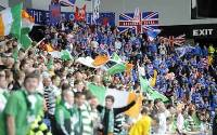 Old Firm rivalry will be under the microscope next season. Picture: Greg Macvean