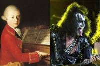 Fans of Mozart and other classical composers were found to be innovative and self-confident ... just like followers of heavy metal bands such as Kiss, despite the age difference