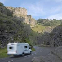 Sales of motorhomes and caravans are on the up.