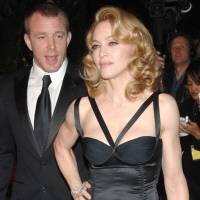 Madonna and Guy Ritchie were voted best-dressed celebrity couple